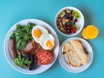 Bữa ăn sáng. Vai trò của bữa ăn sáng và những tác hại khi bỏ bữa ăn sáng