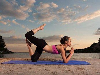 Lợi ích của việc tập Yoga hàng ngày!