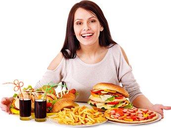 Tác hại của việc ăn quá nhiều