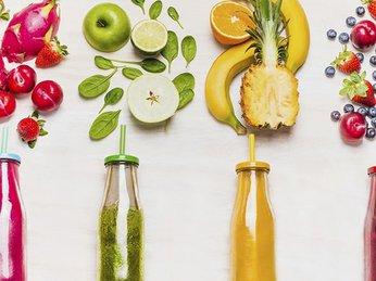 10 công thức detox giảm cân nhanh đón hè