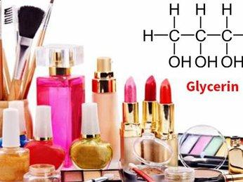 Glycerin trong mỹ phẩm làm đẹp là gì?
