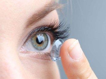 Cách chăm sóc cho mắt sau khi sử dụng kính áp tròng