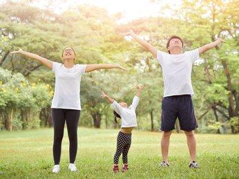 Những bài tập thể dục cơ bản để có một sức khỏe tốt