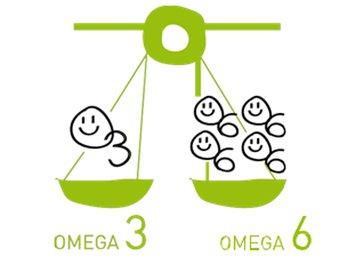 Tỷ lệ Omega 3 & Omega 6 như thế nào là chuẩn?