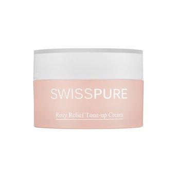 Kem dưỡng nâng tone Swisspure Rosy Relief Tone Up Cream