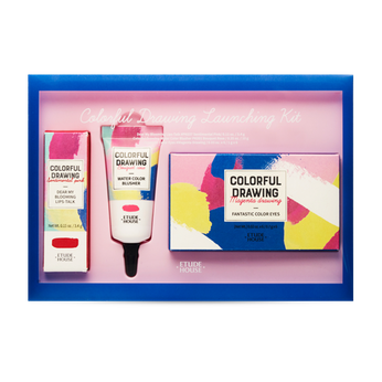 Bộ ETUDE HOUSE Colorful Drawing Launching Special Kit 3 items