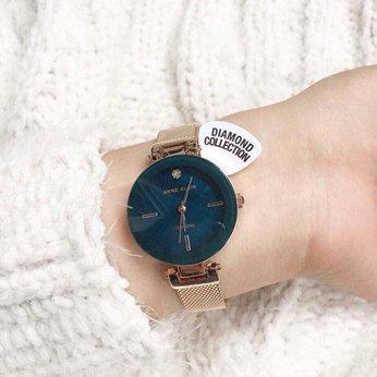 Đồng hồ nữ Anne Klein Green Dial Ladies Watch