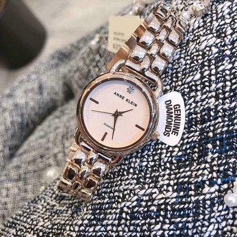 Đồng hồ nữ Anne KleinWomen's Genuine Diamond
