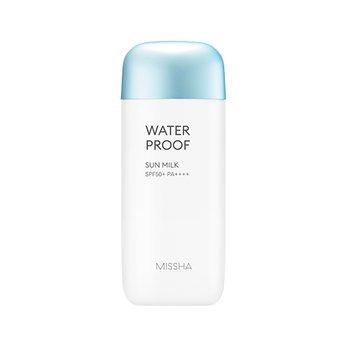 Kem chống nắng chống thấm nước Missha All-around Safe Block Waterproof Sun Milk SPF50+ PA++++