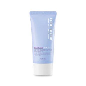Kem chống nắng chống thấm và chống trôi A'Pieu Pure Block Water Proof Sun CreamSPF50 PA+++