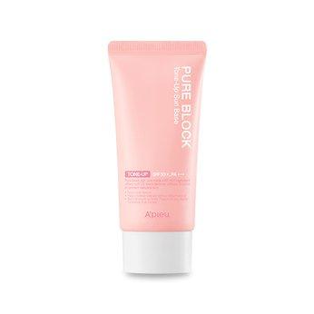 Kem chống nắng kiêm kem lót giúp sáng daA'Pieu Pure Block Tone-up Sun BaseSPF50 PA+++