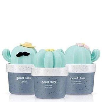 Kem dưỡng da tay hình cây xương rồng The Face Shop My Plant Hand Cream 30 ml