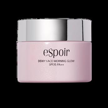 Kem lót kiêm dưỡng chống lão hóa và sáng daEspoir Dewy Face Morning Glow SPF 35 PA+++