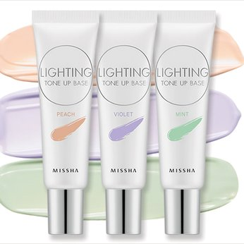 Kem lót Missha Lighting Tone Up Base SPF30 PA++ 20ml