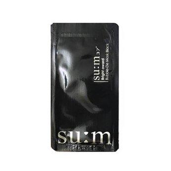 Mặt na sủi bọt thải độc da than hoạt tínhSu:m Bright Award Bubble-De Mask Black
