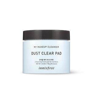 Miếng tẩy trang và chăm sóc daInnisfree My Makeup Cleanser Dust Clean Pad