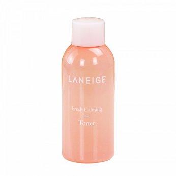 Nước hoa hồng giúp cân bằng lượng nước và dầu cho daLaneige Fresh Calming Toner