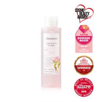 Nước hoa hồng siêu dưỡng Mamonde Rose Water Toner