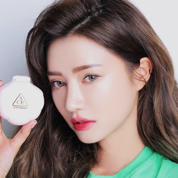 Phấn nước make up LOVE 3CE BABY GLOW CUSHION