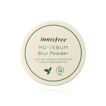 Phấn phủ kiềm dầu và cân bằng độ ẩmdạng bột Innisfree No sebum Blur Powder