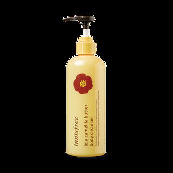 Sữa tắm chiết xuất từ hoa Camellia Innisfree Jeju Camellia Butter Body cleanser