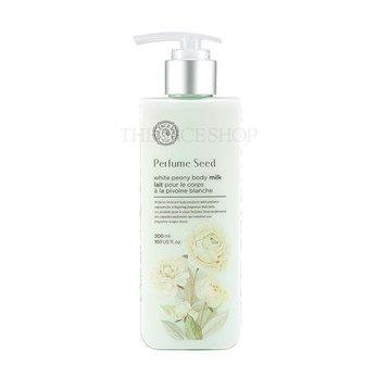 Sữa tắm hương nước hoa làm trắng daThe Face Shop Perfume Seed White Peony Body Wash