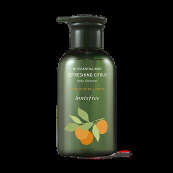 Sữa tắm hương thiên nhiên và cấp ẩm toàn thânInnisfree My Essential BodyCleanser