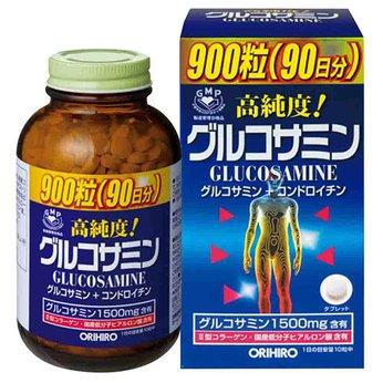 Thuốc bổ xương khớp Nhật BảnGlucosamine 1500mg của Orihido