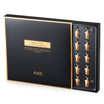 Tinh chất cô đặc phục hồi tái tạo da AHC Pro Vital Golden Capsule Ampoule Set0.35ml x 30eaWhitening