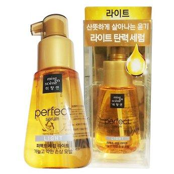 Tinh chất dưỡng tóc dành cho tóc dầuAritaum Mise En Scène Damage Hair Care Perfect Serum Light