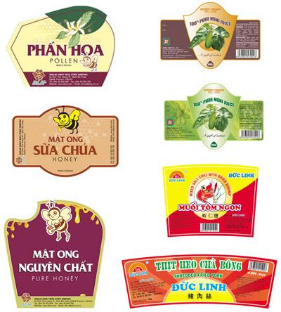In tem decal phụ sản phẩm nhập khẩu giá rẻ tại Tp. HCM