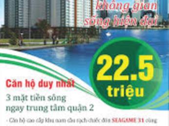 In tờ rơi quảng cáo cho dự án bất động sản