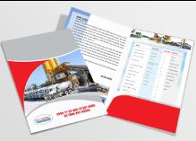 Công ty In folder - Bìa kẹp hồ sơ giá rẻ tại Tp.HCM