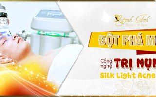 Đột Phá Mới - Công nghệ trị mụn Silk Light Acnes