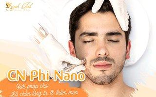 Công nghệ Phi Nano, xoá sẹo thâm an toàn