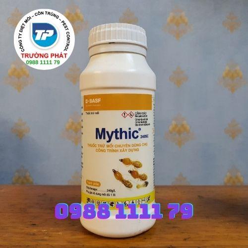 THUỐC DIỆT MỐI MYTHIC 240 SC - DIỆT MỐI TẬN GỐC