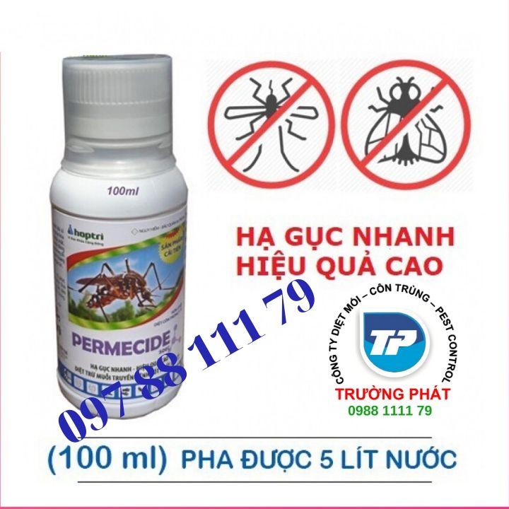 Thuốc diệt muỗi permecide 50 EC