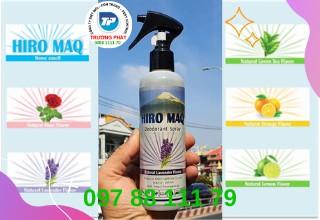 Khử mùi diệt khuẩn HIRO-MAQ