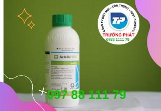 Thuốc diệt mọt Actellic 50 EC - Thuốc khử trùng kho Actellic