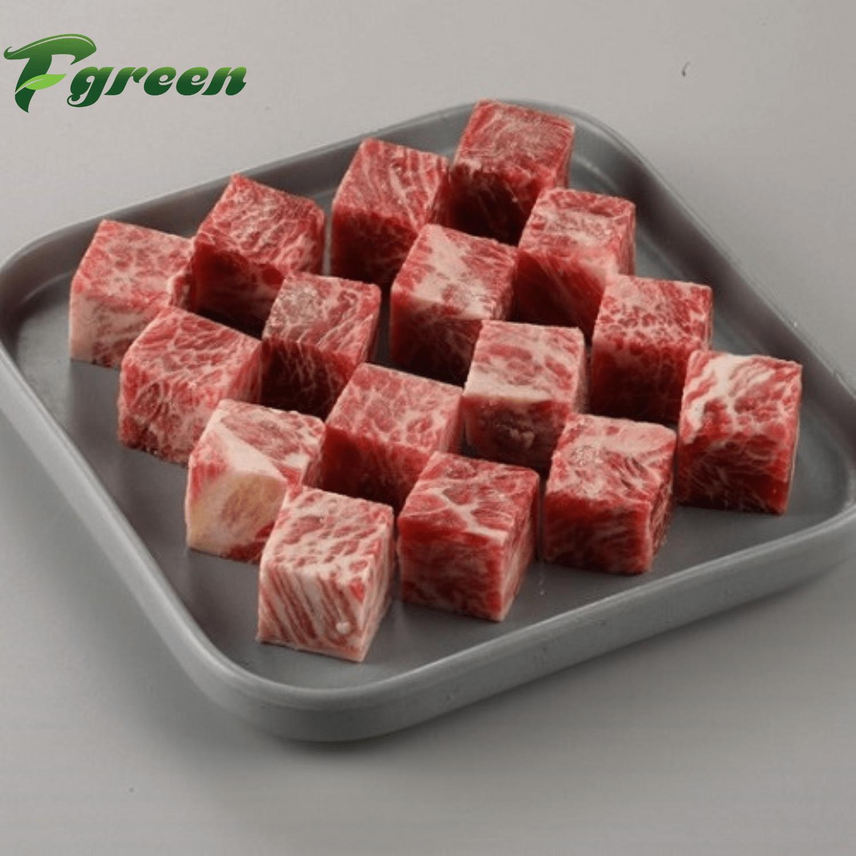 Thịt bò Fuji cắt đóng gói - Thịt bò Fuji vụn