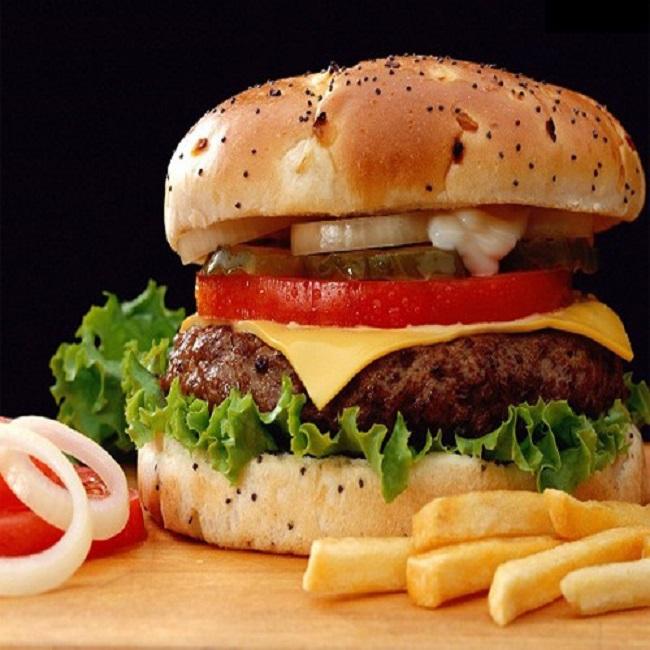 Hamburger Fuji