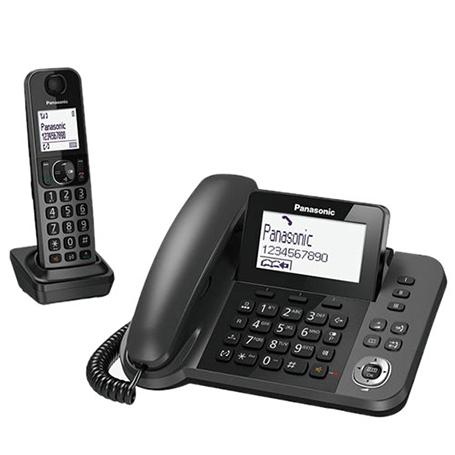 Điện thoại không dây Panasonic KX-TGF310 chính hãng
