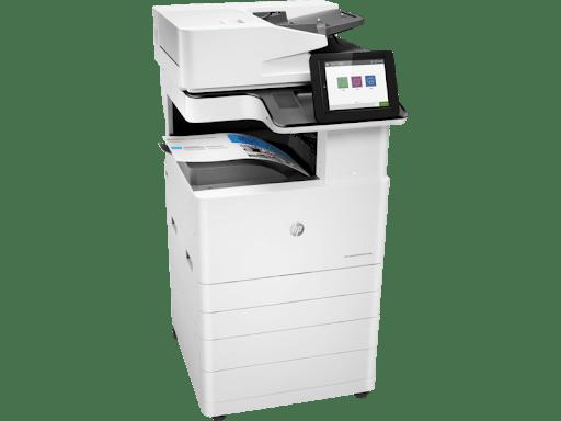 HP  MFP E77830z