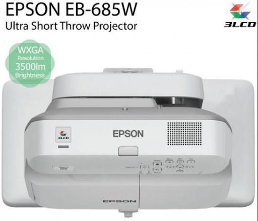 Máy chiếu HD-ready classroom EPSON EB-685W