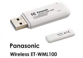 USB Wireless PANASONIC ET-WML100E
