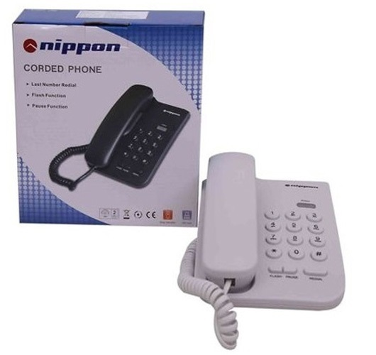 Điện thoại bàn Nippon NP1201