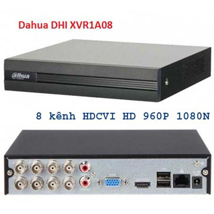 """""""DH-XVR1A08 (Hỗ trợ  DSS DDNS)"""""""