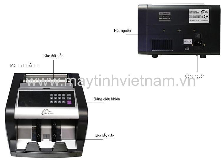 Máy Đếm Tiền MC-3600
