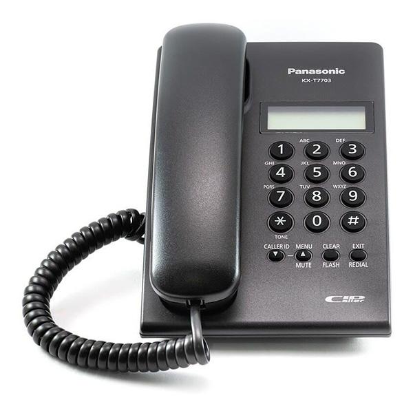 Điện thoại bàn Panasonic KX-T7703 chính hãng