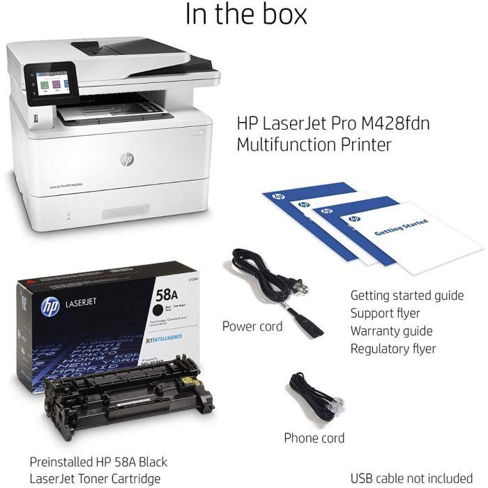 HP Laser Pro MFP M428FDN